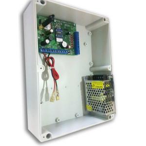 Охранный прибор с поддержкой работы в 2 режимах : автономный и пультовой