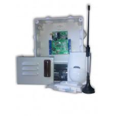 Купить сигнализацию в гараж Комплект GSM сигнализации в гараж Сторож 4М