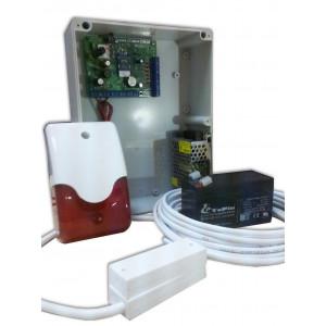 GSM сигнализация для установки в гараже.