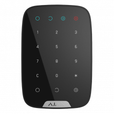 Купить клавиатуру аякс Ajax Keypad black
