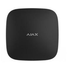 Купить сигнализацию  Ajax Hub 2 black второго поколения