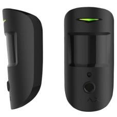 Купить датчик движения Ajax MotionCam (black) с камерой
