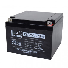купить батарею Full Energy FEP-1226 для ИБП