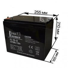 купить батарею Full Energy FEP-1270 для ИБП