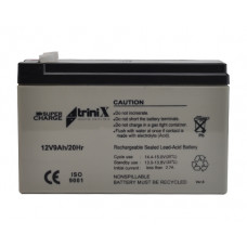 Усиленный аккумулятор АКБ 9 Ач, 12 В
