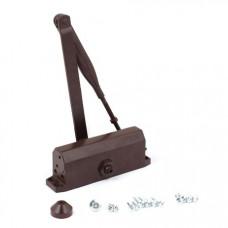 Уличный дверной доводчик коричневый TDC-65BR (brown) морозоустойчив