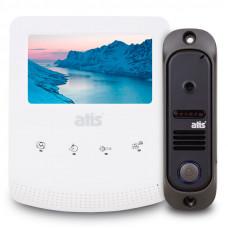 Купить комплект домофона Atis AD-430W Kit box