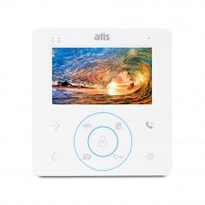 Купить цветной видеодомофон с функцией регистратора  ATIS AD-480MW