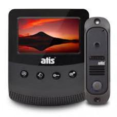 Купить комплект домофона Atis AD-430B Kit box