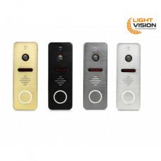 Купить не дорогую вызывную панель домофона LightVision  RIO FHD (RF)  со встроеным контроллером скуд