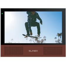 Купить не дорогой видеодомофон Slinex Sonik 7 black