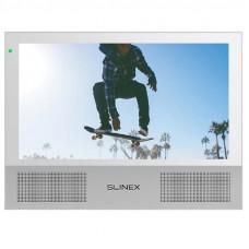 Купить не дорогой видеодомофон Slinex Sonik 7 white белый