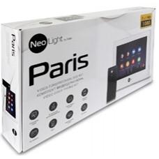 Купить комплект видеодомофон PARIS