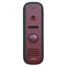 Купить не дорогую видеопанель ARNY AVP-NG110 Red
