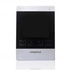 Купить не дорогой видеодомофон Myers M-41SD Silver