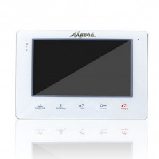 Купить не дорогой видеодомофон Myers M-72SD White HD