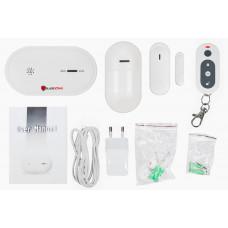 Беспроводной набор сигнализации  Wi-FI и GSM сигнализация  PoliceCam PC-15 (868MHz)