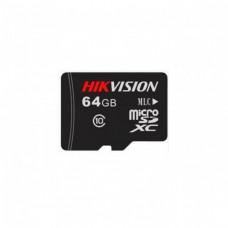 Купить карту памяти Hikvision  для ip камер  HS-TF-L2I/64G