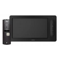 Купить видеодомофон AVD-7005 (черный/коричневый)