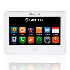 """Купить не дорогой видеодомофон Tantos Neo Slim 7"""" (White)"""
