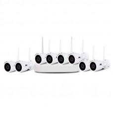 Комплект видеонаблюдения ATIS WiFi kit 81