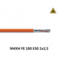 Купити дріт  NHXH FE 180 E30 2x2,5