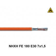 Купить кабель NHXH FE 180 E30 7x1,5