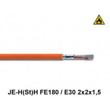 Купить кабель JE-H(St)H FE180 / E30 2x2x1,5