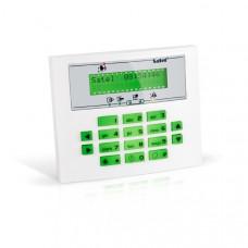 ЖКИ-клавиатура INT-KLCDS-GR (зеленая подсветка)
