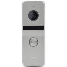 Купить не дорогую видеопанель для домофона ATIS AT-400FHD Silver