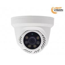 Купить камеру видеонаблюдения VLC-2192DI  купольная с динамиком и микрофоном WI-FI