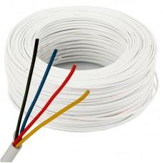Купить сигнальный кабель 4*0.22 U-Cu бухта 100м