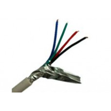 Купить кабель сигнальный КМВВ 4х0,2 мм²