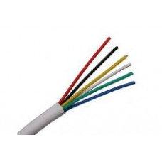 Купить  кабель КМВВ 6х0,2 мм²