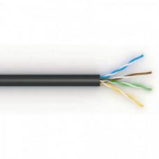 UTP cat 5E 4PR (0,50мм) CCA PE  500м