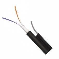 Купить кабель витую пару FinMark FTP CAT5e 2P 24AWG PE-M B 500m Drum трос